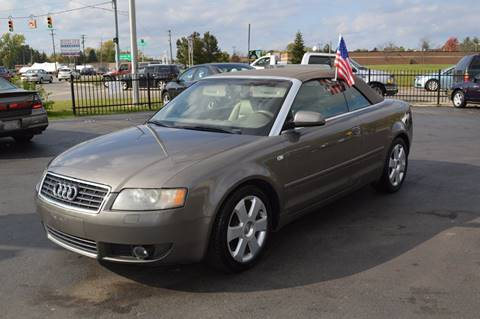 2003 Audi A4 for sale in Waterford, MI