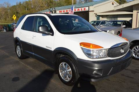 2002 Buick Rendezvous for sale in Waterford, MI