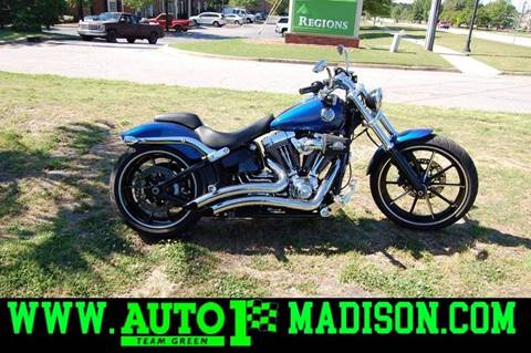 2015 Harley-Davidson Softtail for sale in Madison, GA