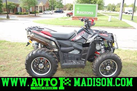 2013 Polaris Scrambler for sale in Madison, GA