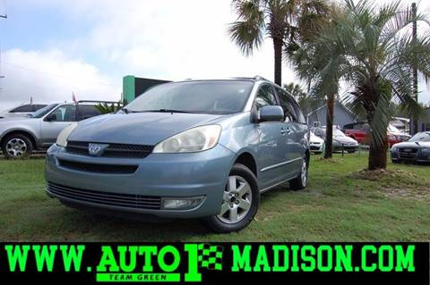 2004 Toyota Sienna for sale in Madison, GA