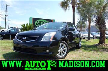 2012 Nissan Sentra for sale in Madison, GA