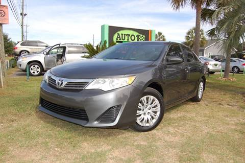 2012 Toyota Camry for sale in Madison, GA