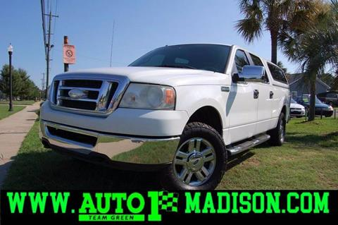 2008 Ford F-150 for sale in Madison, GA