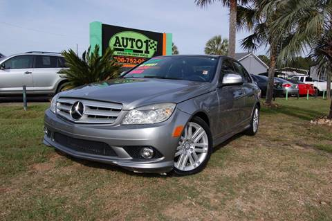 2008 Mercedes-Benz C-Class for sale in Madison, GA