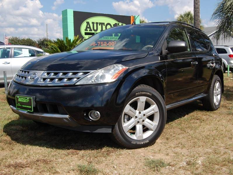 Great 2006 Nissan Murano For Sale At Auto 1 Madison In Madison GA