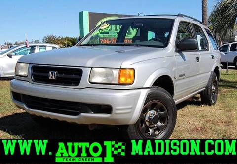 1998 Honda Passport for sale in Madison, GA