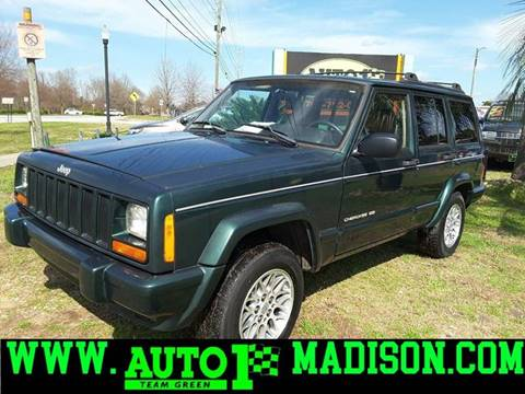 1999 Jeep Cherokee for sale in Madison, GA