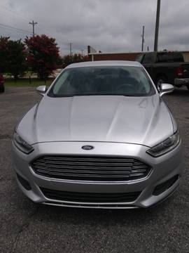 2015 Ford Fusion for sale in Madison, GA