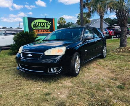2006 Chevrolet Malibu Maxx for sale in Madison, GA