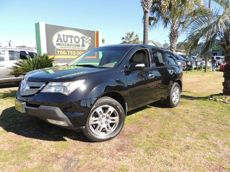 2007 acura mdx sh awd 4dr suv in madison ga auto 1 madison
