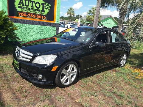 2010 Mercedes-Benz C-Class for sale at Auto 1 Madison in Madison GA