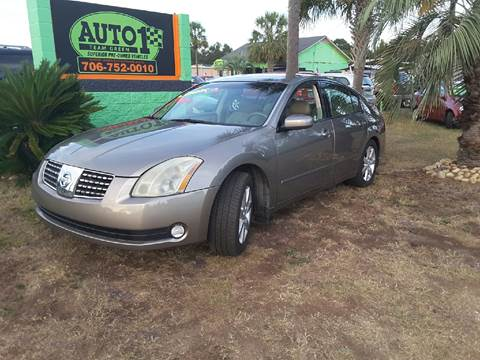 2004 Nissan Maxima for sale at Auto 1 Madison in Madison GA