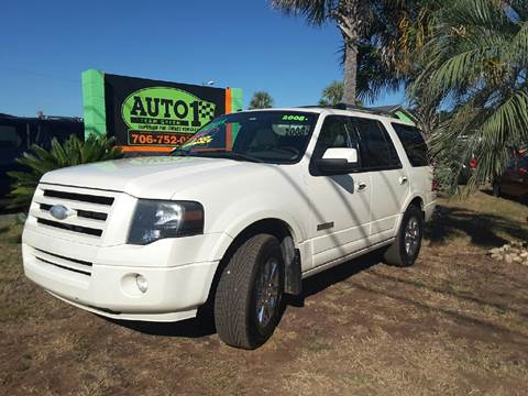 2008 Ford Expedition for sale at Auto 1 Madison in Madison GA