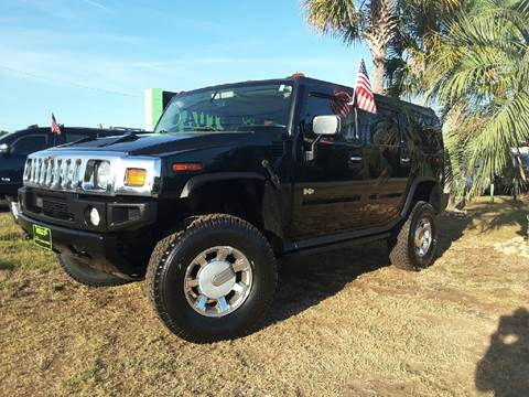 2003 HUMMER H2 for sale at Auto 1 Madison in Madison GA