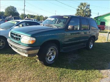 1998 Ford Explorer for sale at Auto 1 Madison in Madison GA