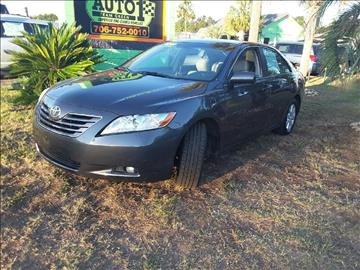 2009 Toyota Camry for sale at Auto 1 Madison in Madison GA