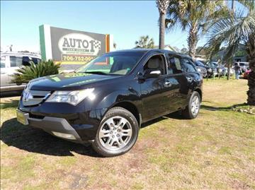 2007 Acura MDX for sale in Madison, GA