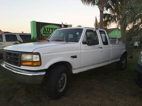 1994 Ford F-250 for sale in Madison, GA
