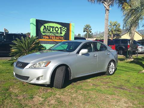 2007 Lexus IS 350 for sale at Auto 1 Madison in Madison GA