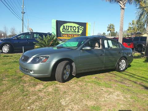 2006 Nissan Altima for sale at Auto 1 Madison in Madison GA