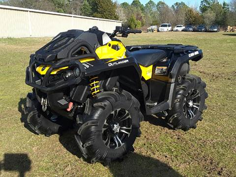 2015 CAN AM OUTLANDER for sale at Auto 1 Madison in Madison GA