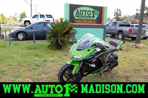 2012 Kawasaki ZX1000 GCF for sale in Madison, GA