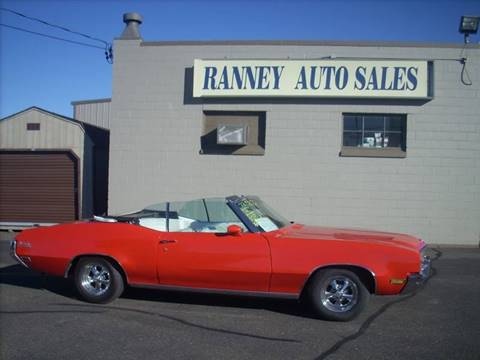 1972 Buick Skylark for sale in Eau Claire, WI