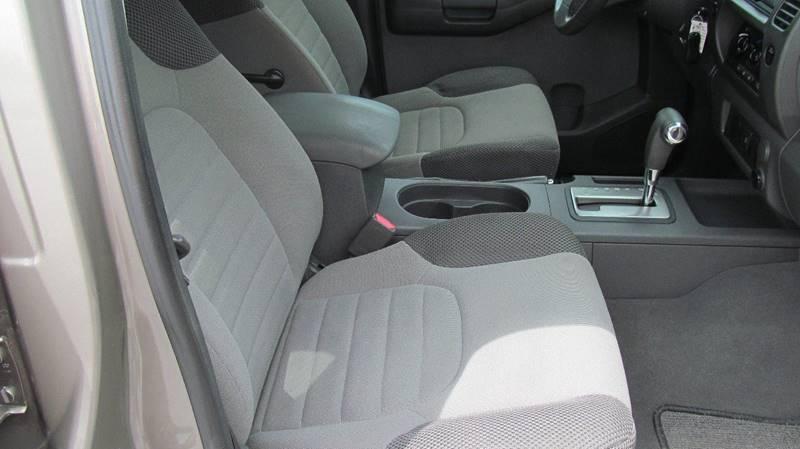 2008 Nissan Xterra 4x2 S 4dr SUV 5A - Granite Falls NC