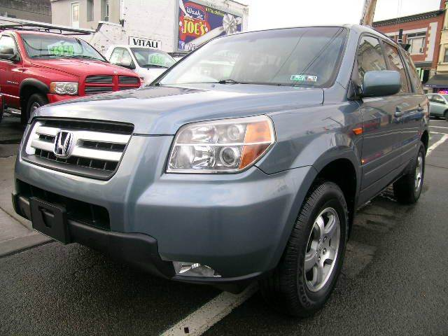 2007 Honda Pilot EX L W/DVD 4dr SUV 4WD   Johnson City NY