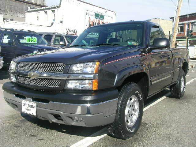2004 chevrolet silverado 1500 z71 2dr standard cab 4wd sb in johnson city ny vitali auto exchange. Black Bedroom Furniture Sets. Home Design Ideas