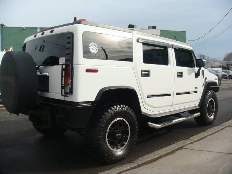 2003 Hummer H2 4dr Lux Series 4wd Suv In Johnson City Ny Vitali