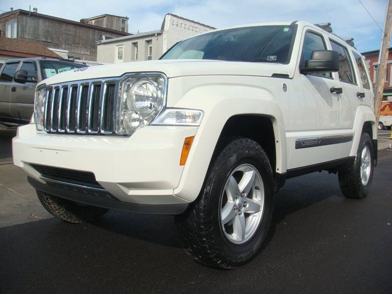 2010 jeep liberty 4x4 limited 4dr suv in johnson city ny vitali auto exchange. Black Bedroom Furniture Sets. Home Design Ideas