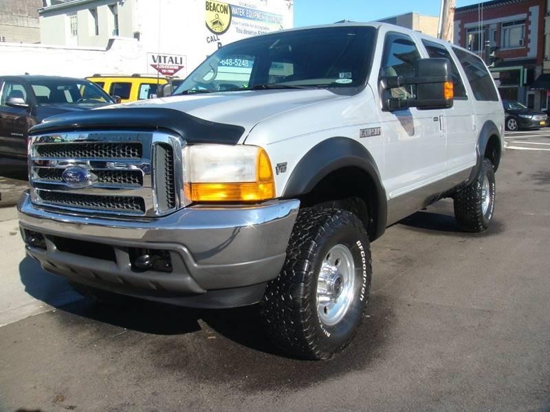 Ford Excursion Dr Xlt Wd Suv Johnson City Ny