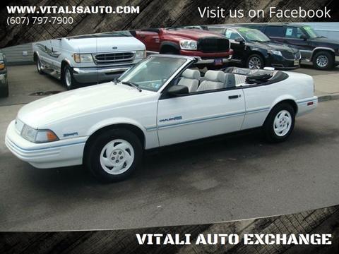 1991 Chevrolet Cavalier for sale in Johnson City, NY