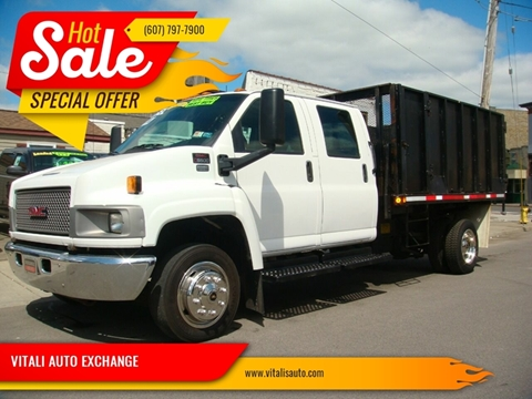 2005 GMC C5500 for sale in Johnson City, NY