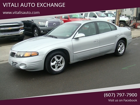 2000 Pontiac Bonneville for sale in Johnson City, NY