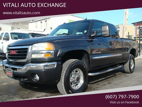 2004 GMC Sierra 2500HD for sale in Johnson City, NY