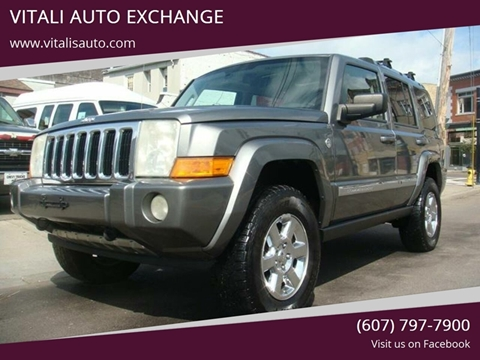 2007 Jeep Commander for sale in Johnson City, NY