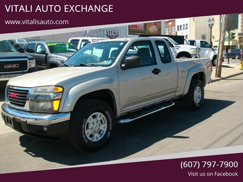 2005 GMC Canyon for sale in Johnson City, NY