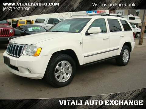 2009 Jeep Grand Cherokee for sale in Johnson City, NY