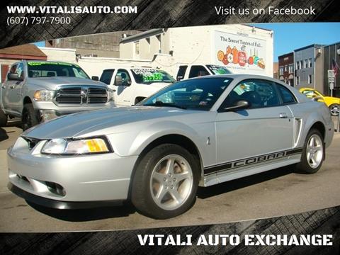 2001 Ford Mustang SVT Cobra for sale in Johnson City, NY