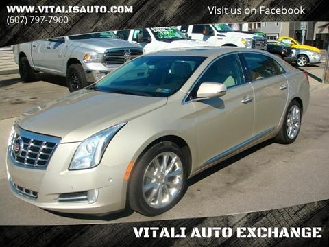 2014 Cadillac XTS for sale in Johnson City, NY