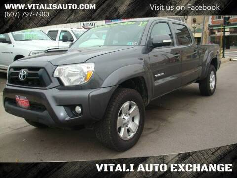 toyota tacoma for sale in johnson city ny vitali auto exchange vitali auto exchange