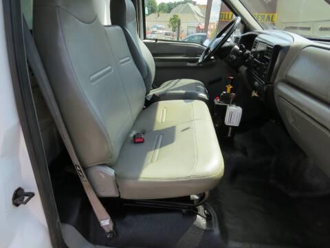 2009 Ford F-750 Super Duty