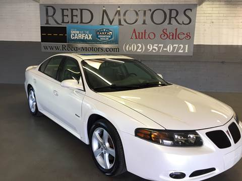 2005 Pontiac Bonneville for sale in Phoenix, AZ