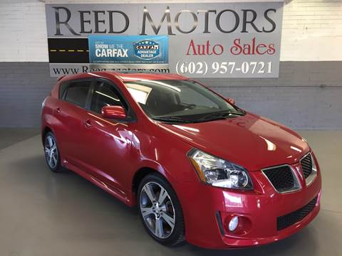 2010 Pontiac Vibe for sale in Phoenix, AZ