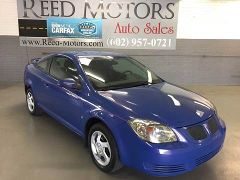 2008 Pontiac G5 for sale in Phoenix, AZ