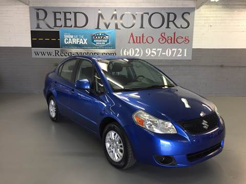 2013 Suzuki SX4 for sale in Phoenix, AZ