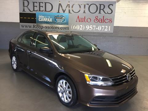 2015 Volkswagen Jetta for sale in Phoenix, AZ